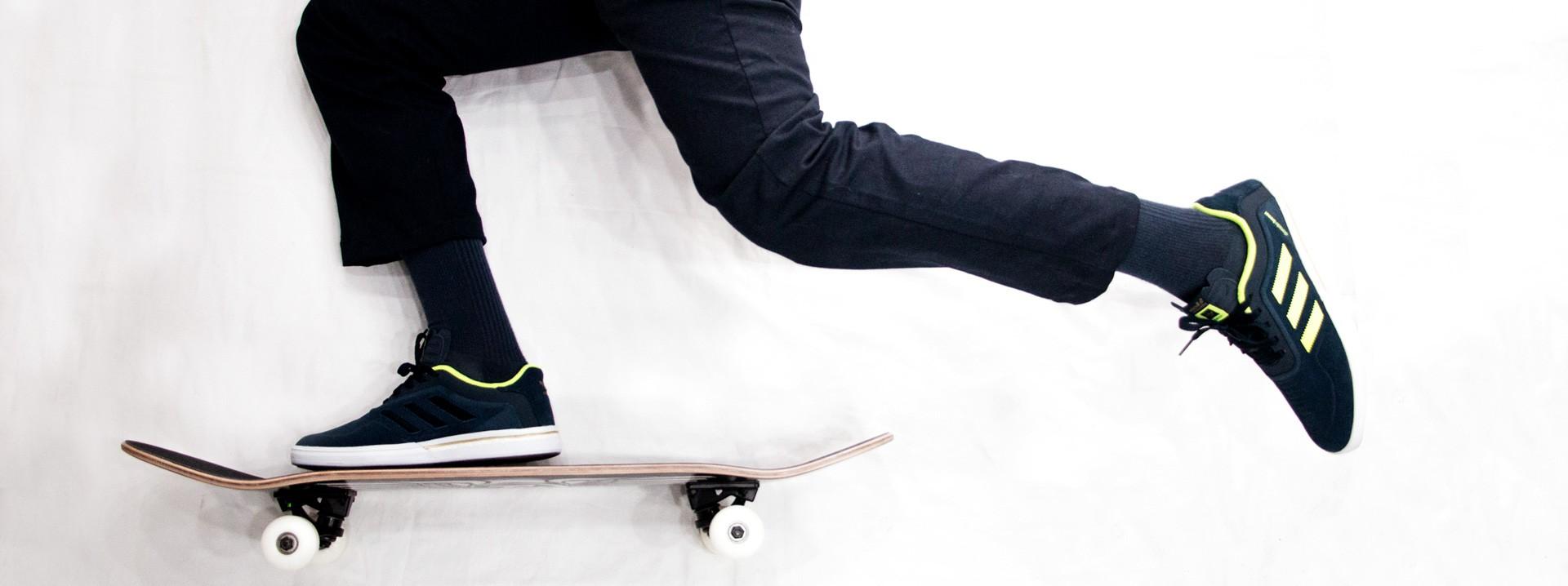 Los mejores tenis para skateboarding en Frontside Skate Shop