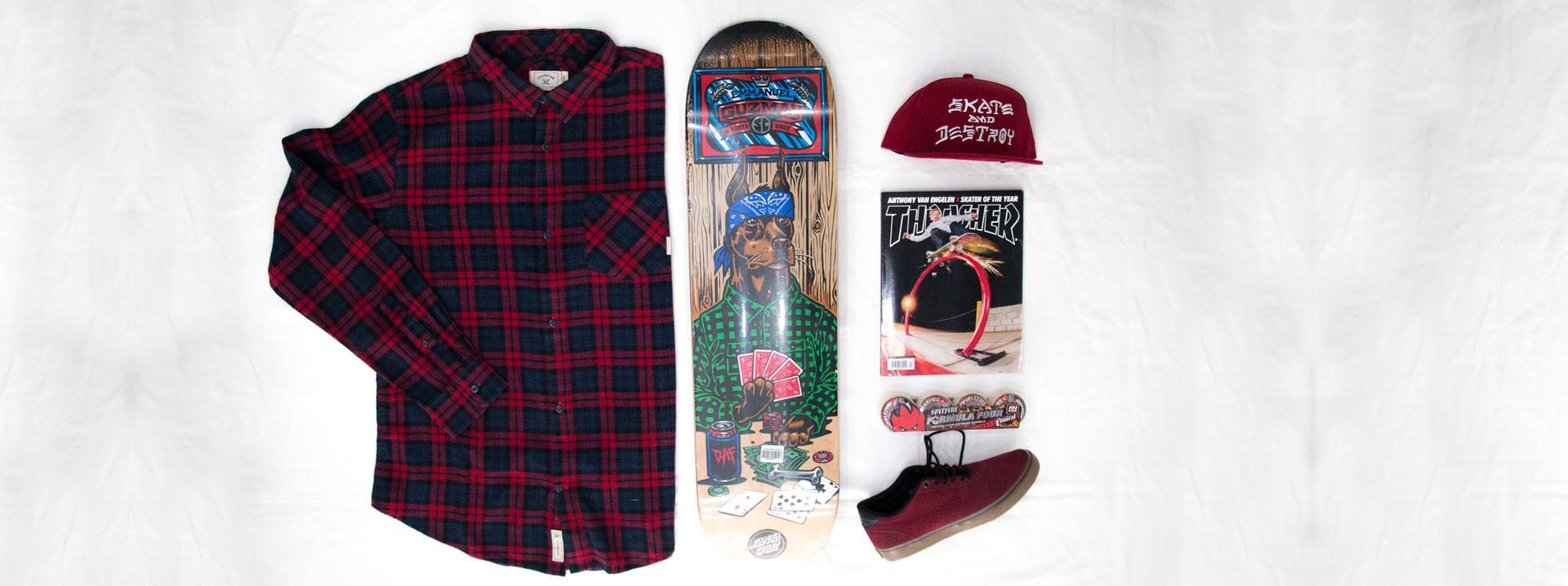 Los mejores productos en Frontside Skate Shop